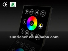 Full Touch Wall Mounted DMX RGBW Controller