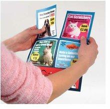 "LD Glossy Inkjet Photo Sticker Paper (8.5""""X11"""") 20 pack"