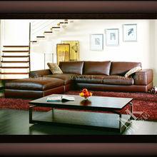 Suply furniture iran/germany sectional corner sofa/corner sleeper sofa HD-05