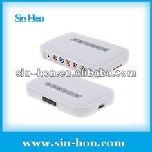 USB to HDD MP4 RM RMVB MPEG AVI Media Player