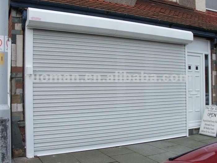 Volet roulant garage door