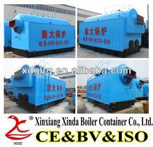 DZL Series Industrial Coal Fired Steam Boiler