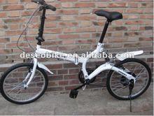 2012 deseo latest foldable folding bike