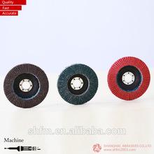 Top Quality Ceramic/Zirconia Abrasive Flap Disc