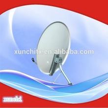 Ku 60cm Wall/ground/pole Mount Satellite Tv Antenna