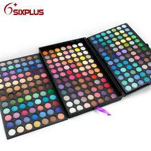 Wholesale price professional super color makeup eye shadow palette 252 color