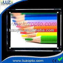 plexiglass box frames, acrylic signage, plexiglass wall frame sign