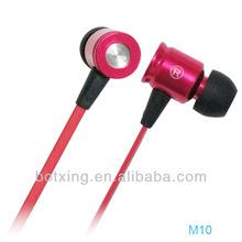 Music player headphones mp3 mp4 skull minute earphones