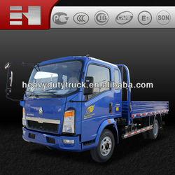 HOWO 4*2 mini truck