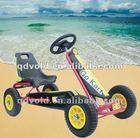 hot sale kids car off road & sand beach pedal go kart GC002