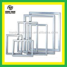 Aluminium frame for screen printing