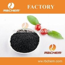 100% water soluble potassium humate 95% shiny granules high potassium fertilizer