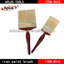 629 series brush 100% white bristle paint brush