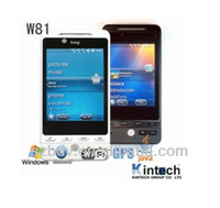 Windows Mobile 6.5 System Mobile Phone Surpport TV JAVA WIFI GPS