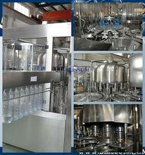 500ml/1L Bottle Washing Filling Capping Machine