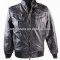 loisirs veste en cuir pu pour les hommes