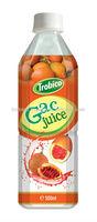 500 ml Pet Bottle Gac juice