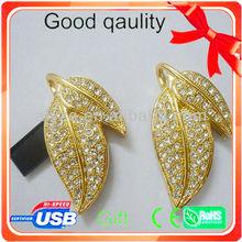 Beautiful Diamond usb flash memory 4gb,8gb,Jewelry pendrive