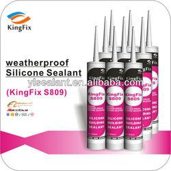 High Density Weatherproof Neutral Silicoe Sealant Item#739