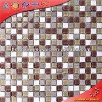 Australian Glass Tile Mosaic Rustic Kitchen Wall Tiles (KS81)