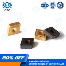 Supply Zhuzhou Tongda Tungsten Carbide Insert, Cemented Carbide Inserts, Tungsten Carbide Inserts CNC Machine Tool