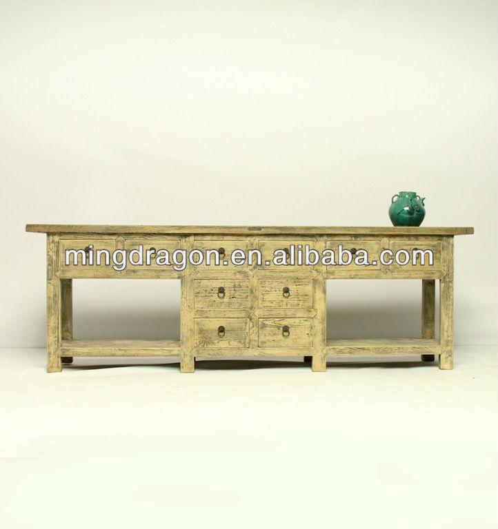 Chino antiguo vintage reciclado muebles de madera maciza - Armarios de madera maciza ...