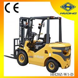 2.0T Diesel Isuzu C240 Engine Forklift with CE