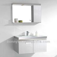 BONNYTM luminated two open door bathroom vanity BN-8415