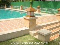 Vietnam Terracotta tile