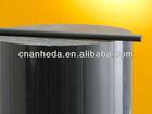 Rigd Plastic grey PVC rod/ PVC bar with factory price