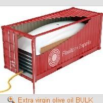 Spain Organic Extra Virgin Olive Oil in Bulk