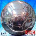 Tamaño oficial estándar de butilo de la vejiga balón de fútbol