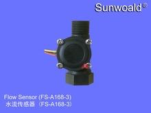 Plastic Water Flow rate Sensor for tank or pump