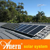 New arrival high efficiency IP65 3000W pv solar panel system
