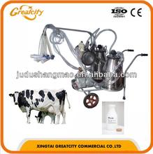 Make goat milking machine/milk extracting machine