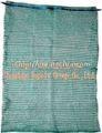 Forte qualidade de cor brilhante brilho preço barato net batata cebola malha malha pacote polietileno