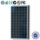Monocrystalline silicon high power efficiency 250w solar cell/solar cell price