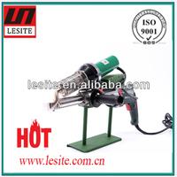 2014 on promotion high frequency German motor hot air gun water pipe welding machine