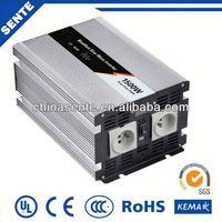 Top quality 1500w dc to ac inverters in korea 12v to 220v 50Hz/60Hz