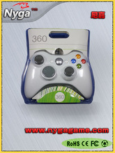 for cable PC/ xbox360 wired game controler factory price