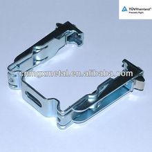 OEM Fabrication Punching And Bending Zinc Plated Customized Sheet Metal Stamping