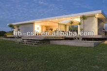 light steel structure house/villa