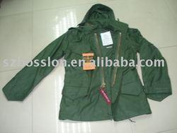 M65 Alpha military jacket