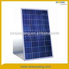 Poly PV Solar Panels 100WP Good Price