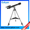 Ningbo Refractor Astronomical Telescope With Stainless Steel Tripod AZ60700