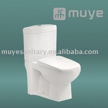 New Western WC P trap Toilet Manufacturer MY-2591