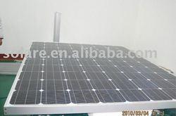 Mono crystalline silicon PV 300W solar panel 40V