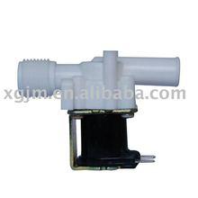 AC/DC 12v/24v/36v/110v/220v/240v single channel Plastic solenoid valve