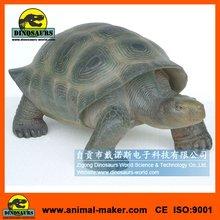 Indoor playground Equipment Animatronic Cartoon Character Model Turtle