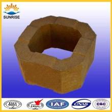 High quality magnesia refractory bricks for regenerator chamber